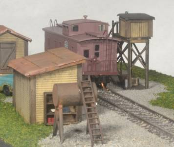 Kit #2N – Caboose Services (N)